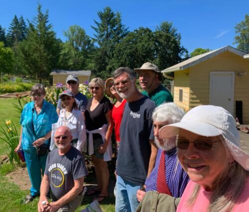 Oregon Field Trip.  Kevin Vaughn's-  June 2019