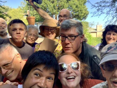 Member picnic- West Seattle August 2019
